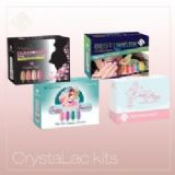 Crystalac gel polish kit